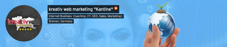 "kreativ web marketing ""Kantine"""