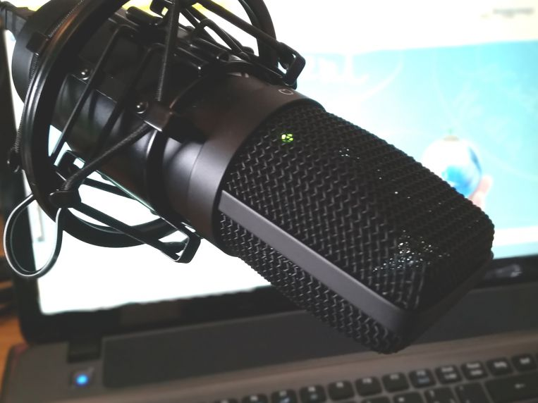Auna MIC-900B | Podcast Technik-Tipps